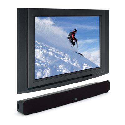 Boston Acoustics TVee Model 20 Soundbar and Wireless Subwoofer system