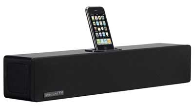Orbitsound T12 with iPod