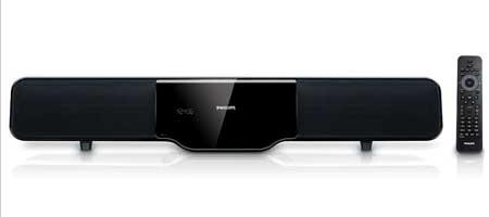 Philips HSB2351/F7 SoundBar DVD home theater