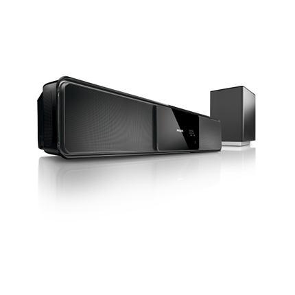 Philips HTS6120/98 SoundBar DVD home theater