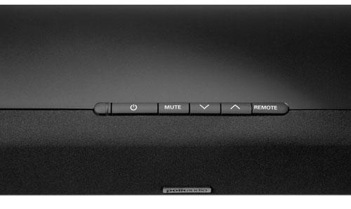 Polk Audio SDA IHT controls