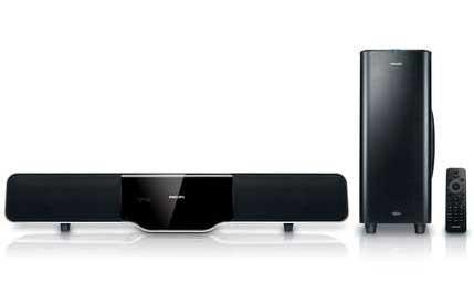 Philips HSB4383/12 SoundBar DVD home theater