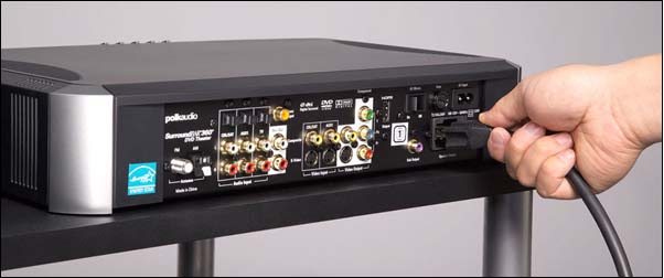 Polk Audio Surroundbar 360