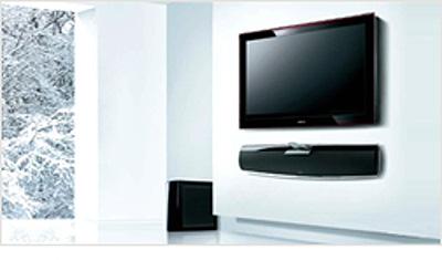 Samsung HT-WS1R wall mount
