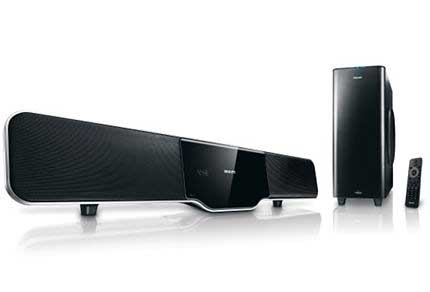 Philips SoundBar DVD home theatre HSB4383/12