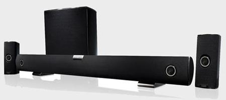 Vizio VHT510 Wireless Home Theater System Soundbar