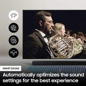 Samsung HW-T550 auto optimize