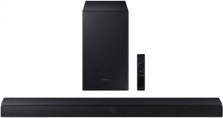Samsung HW-T550 Review
