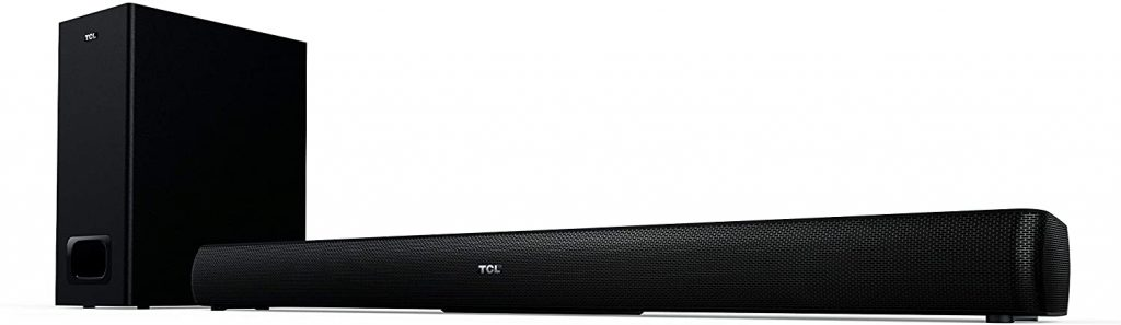 TCL Alto 5+ 2.1 Channel Home Theater Sound Bar