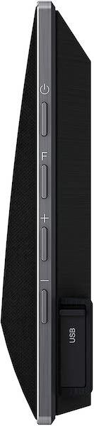 design and build of LG GX soundbar