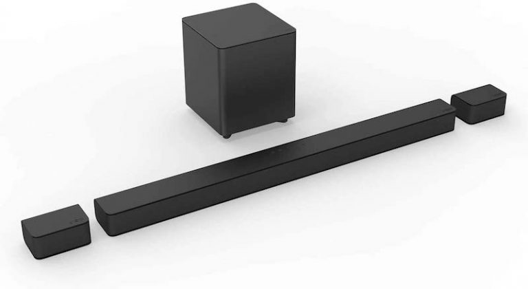 Vizio V51-H6 Soundbar Review