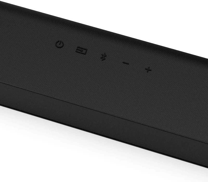 Vizio V51-H6 Soundbar buttons