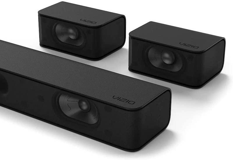 Vizio V51-H6 Soundbar speakers