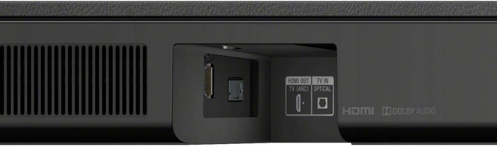 HT-S350 connectivity