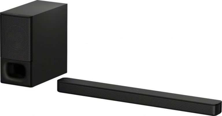 Sony HT-S350 (Sony 2.1-Channel) Review – Too Many Corners Cut?